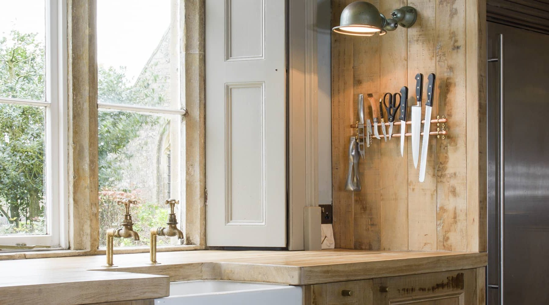 Custom-made rustic kitchens with character | Bath Bespoke