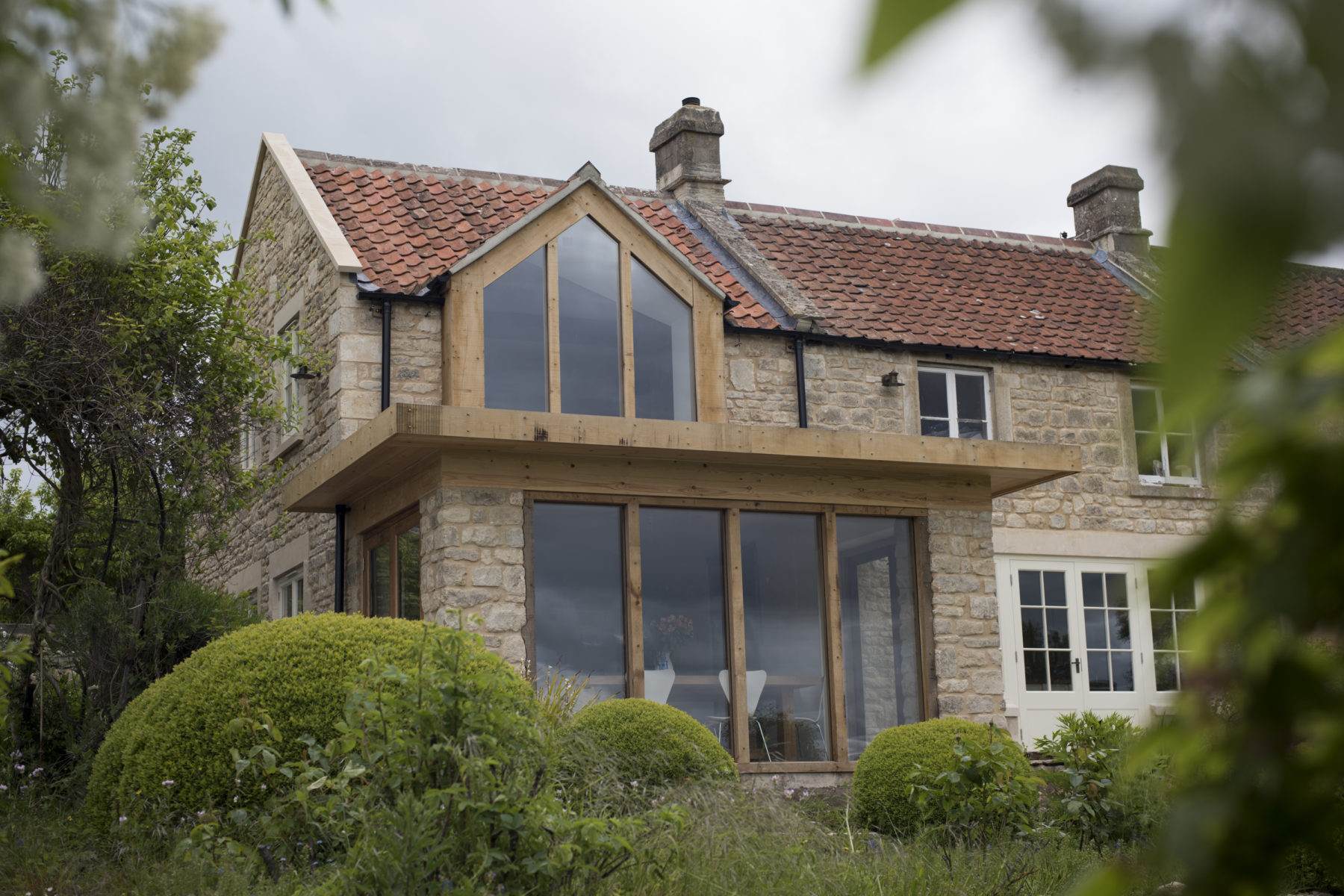 Bespoke joinery and windows for country home near Bath