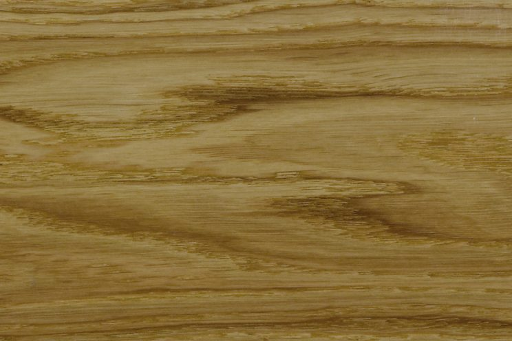 Oak wood flooring finish