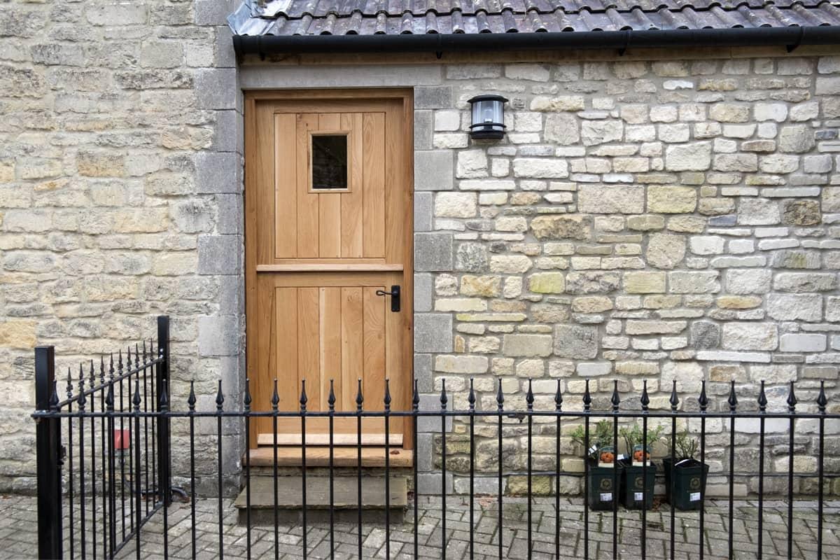 Oak Stable Door And Joinery