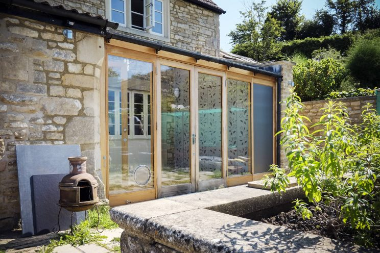 Bespoke sun room for a farmhouse near Box, Bath