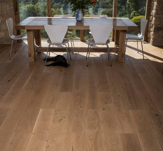 Wooden flooring fitted in Bristol and Bath