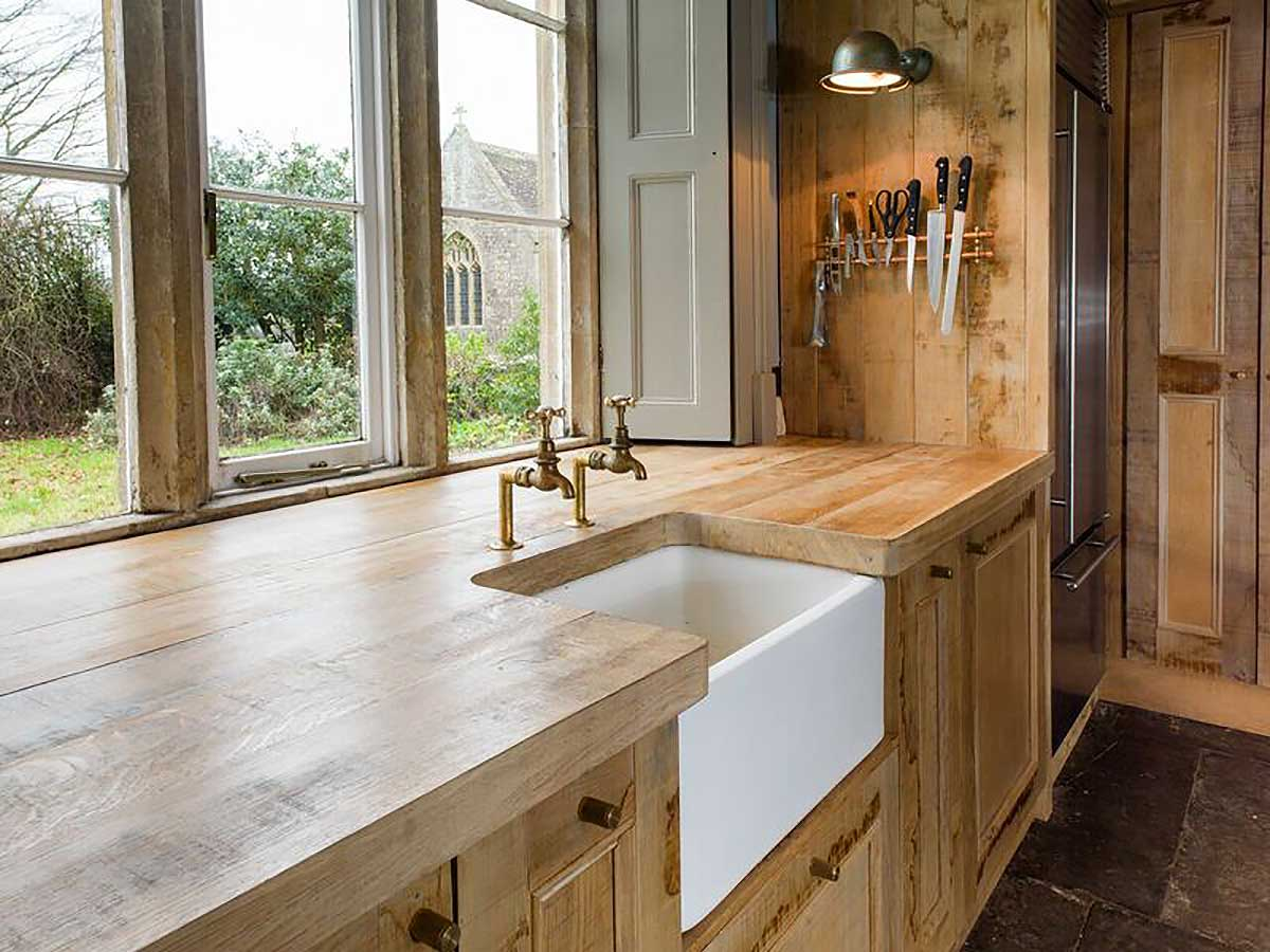 Custom-made, luxury kitchens with style | Bath Bespoke