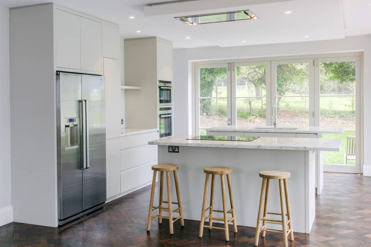 Bespoke kitchen renovation in Bath