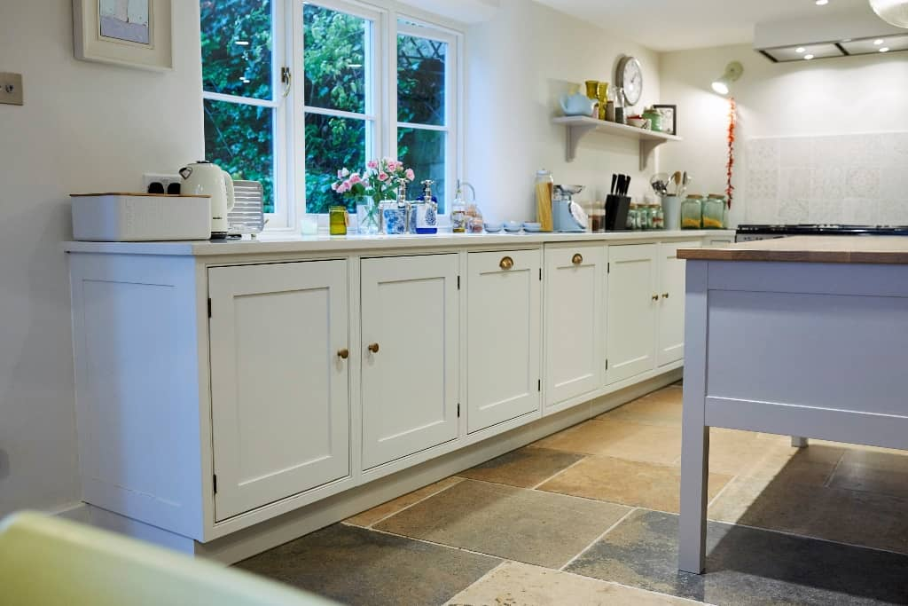 A Classic Shaker Kitchen Project In Combe Down Bath