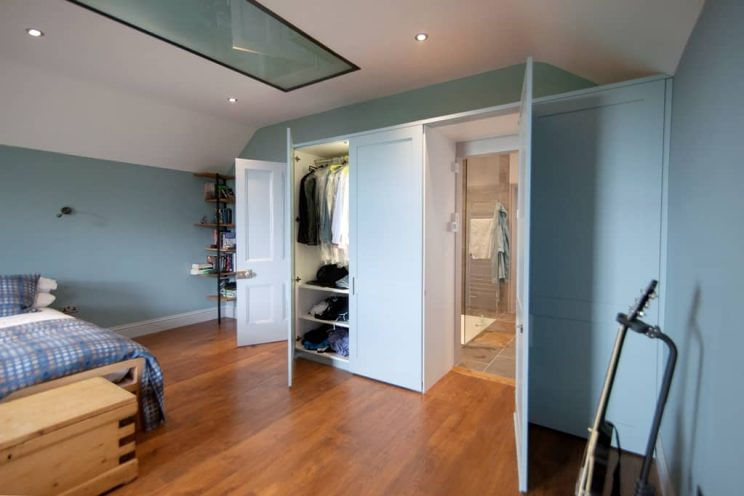 Enjoyable Fitted Wardrobes With A Secret Door Complete Home Design Collection Epsylindsey Bellcom