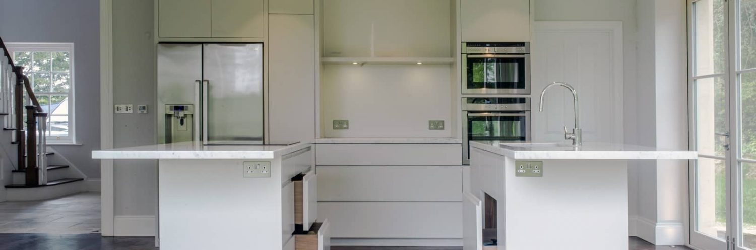 Contemporary Fitted Kitchens Kitchen Company In Bristol