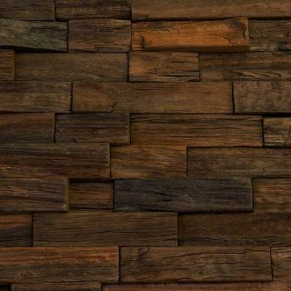 Wooden wall cladding - Thermo Treated Eucalyptus