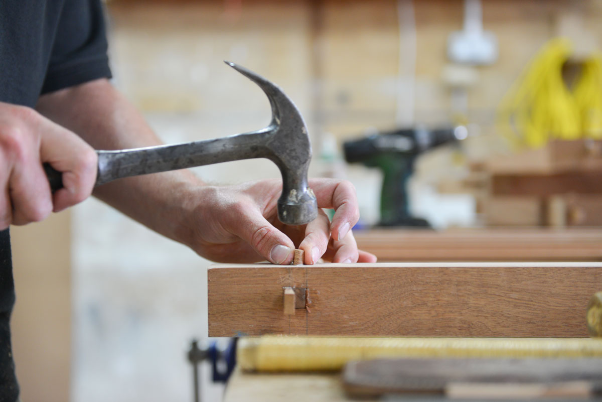 Bath Bespoke workshop | making a wooden sash window
