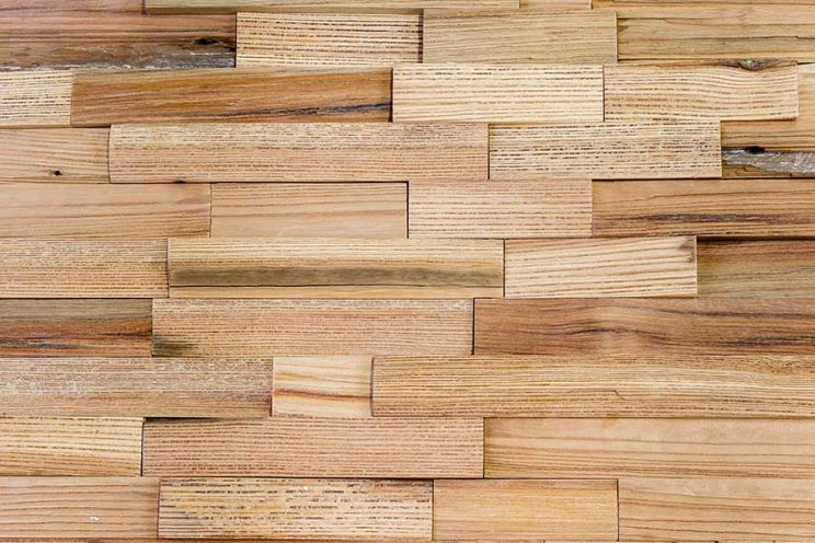 Wooden wall cladding - Aged Pine