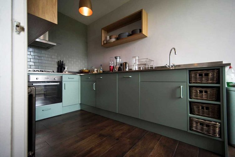 5 Storage Ideas For Small Kitchens