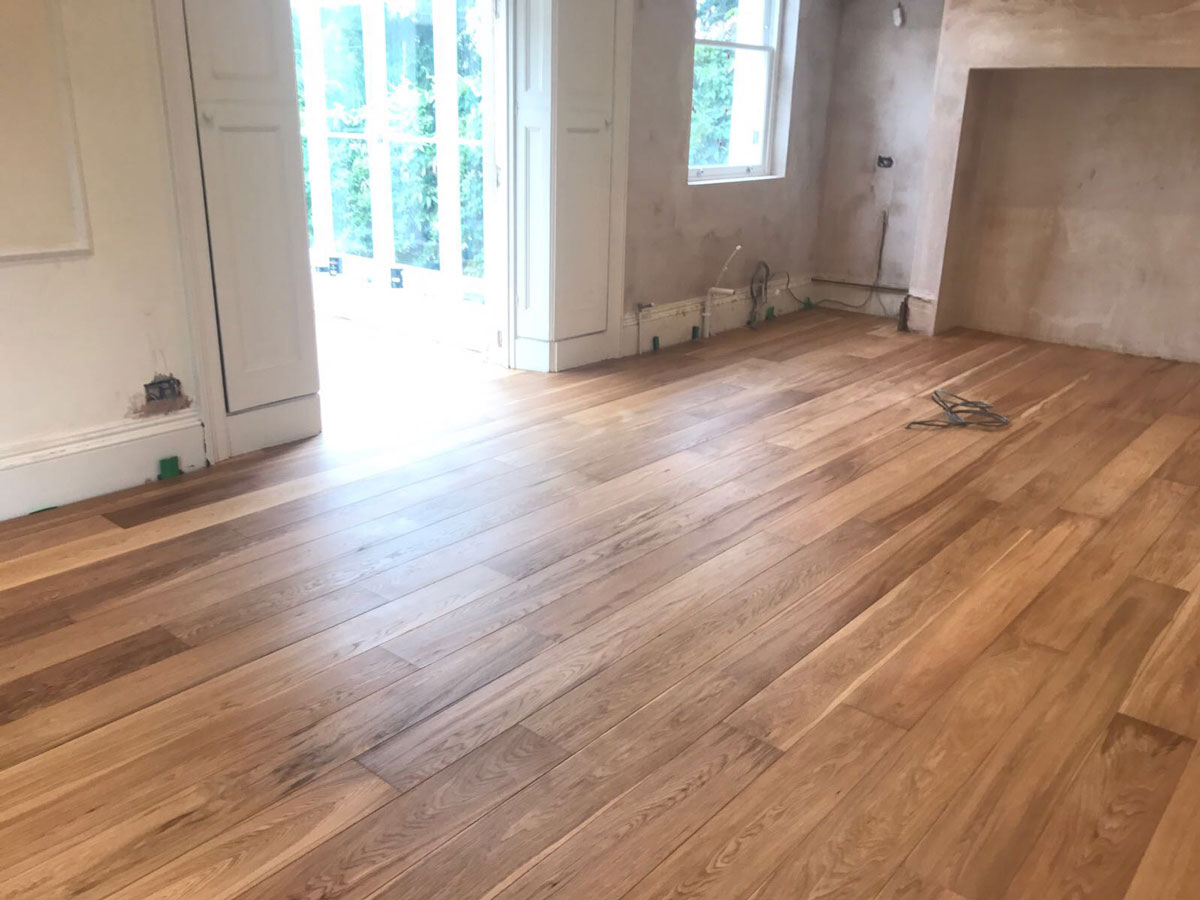 Superior Coating On Our Flooring Fitted Across Bath And Bristol