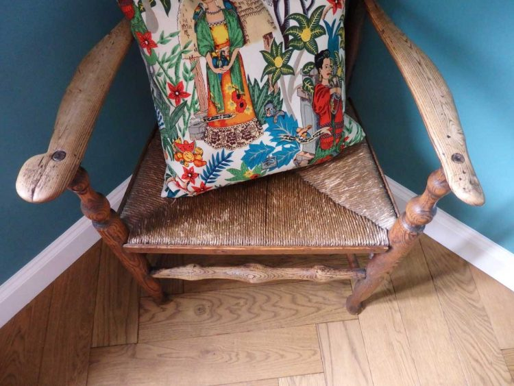 antique-chair-bright-cushion