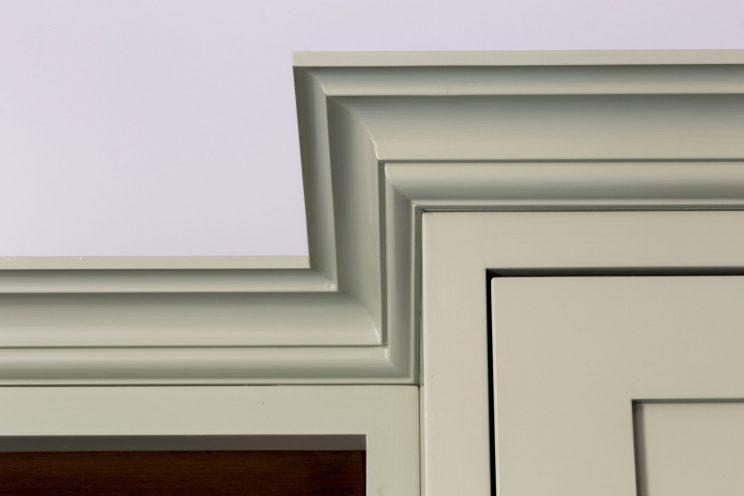 Heritage style moulding