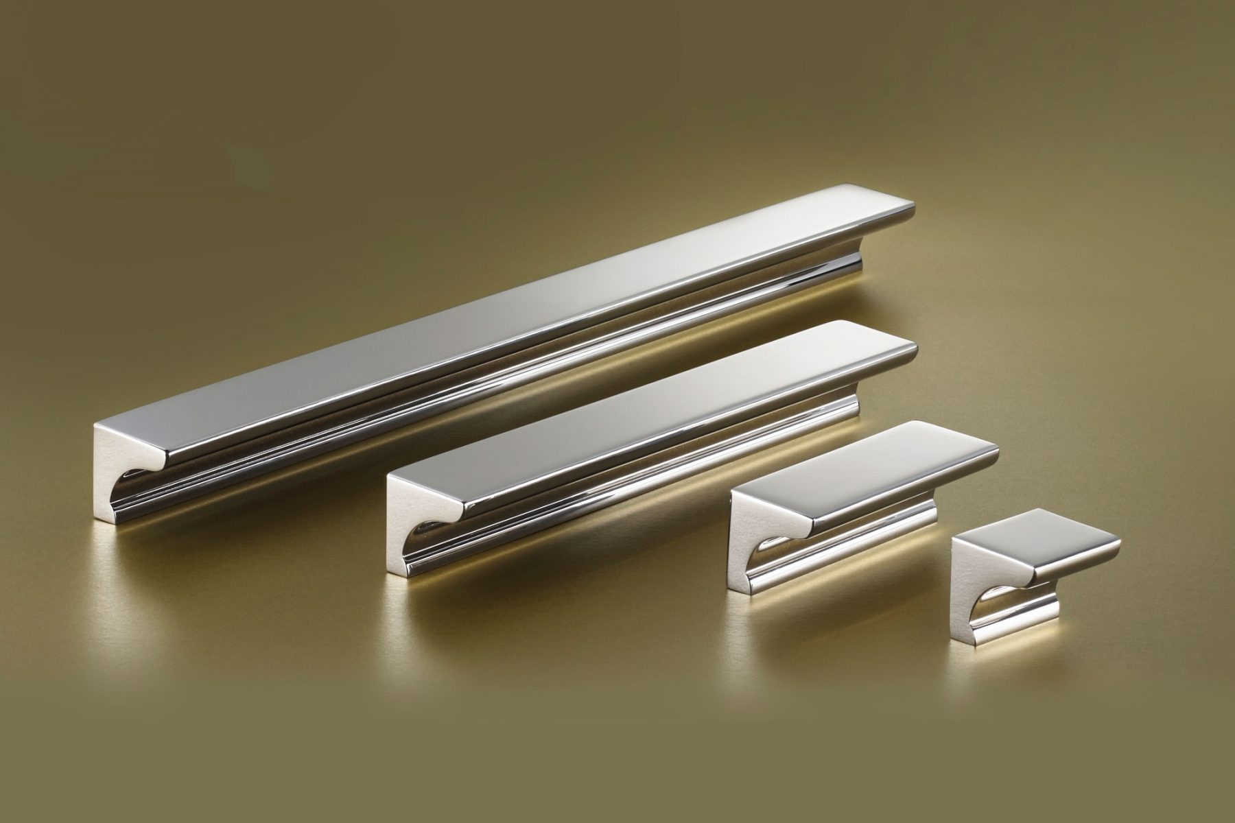 Kitchen drawer pull handle by Armac Martin