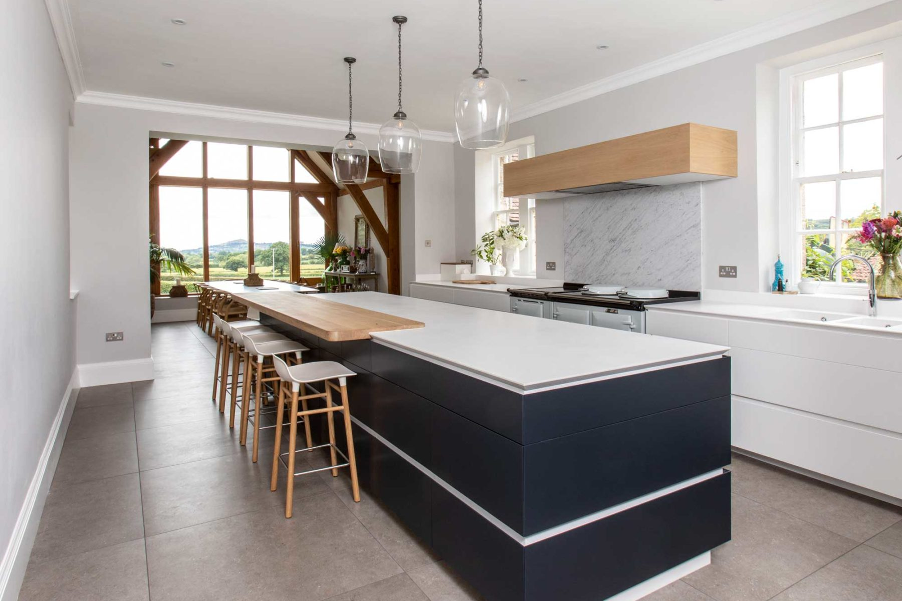 Custom-made contemporary kitchens | Bath Bespoke